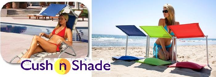Cush-n-Shade zonne- en schaduw luifel