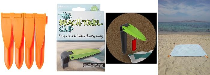 Strandlaken klemmen (Beach Towel Clip)