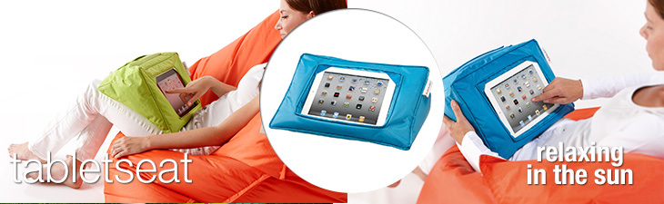 Tabletseat - Ipad pillow