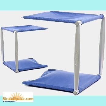 Strandstoel Met Luifel.Cushnnschade Luifel Voor Ligstoelen