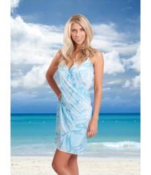 ITSA WRAP jurkje voor op het strand