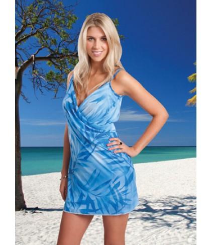 ITSA Wrap zomer jurkje